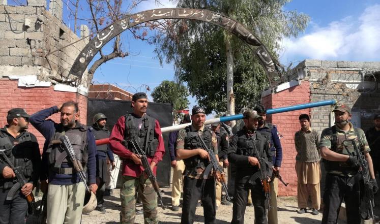 تصویر ادامه حملات تروریستی در پاکستان