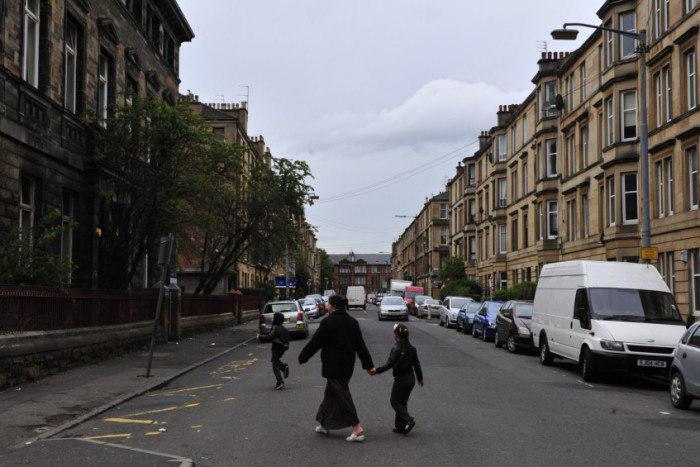 تصویر نخستین مدرسه اسلامی با بودجه دولتی در اسکاتلند