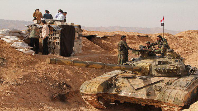 تصویر آزادسازی منبع اصلی تأمین آب حلب