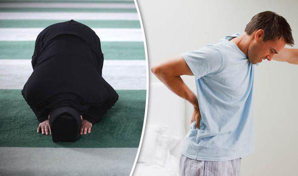 تصویر یافتههای محققان آمریکایی درباره فواید نماز