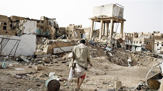 تصویر تنها قربانیان جنگ یمن غیر نظامیان هستند