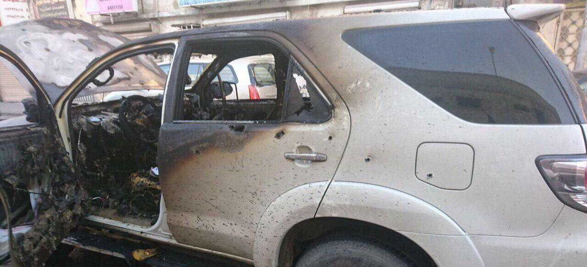 تصویر حمله نظامی به العوامیه