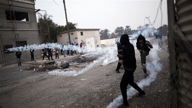تصویر بازداشت های گسترده در بحرین
