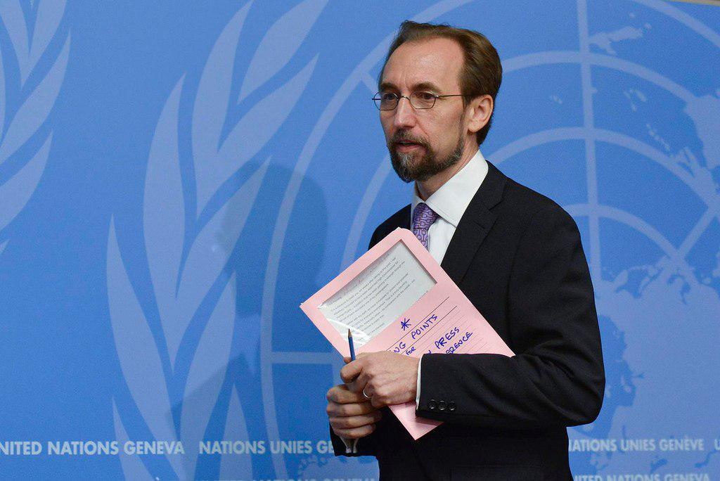تصویر دعوت بحرین از کمیسر سازمان ملل