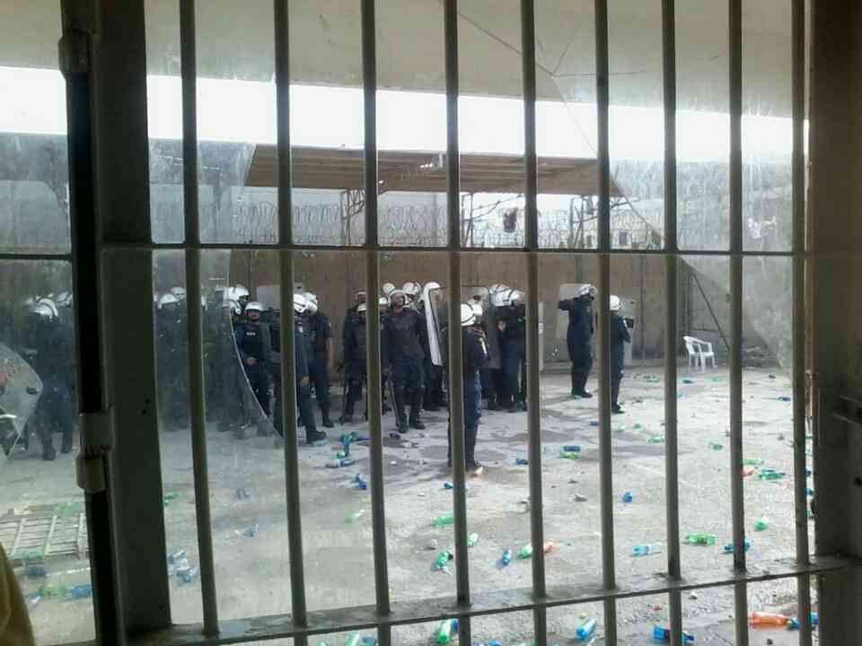 Photo of ممنوعیت اقامه نماز جماعت در زندان بحرین
