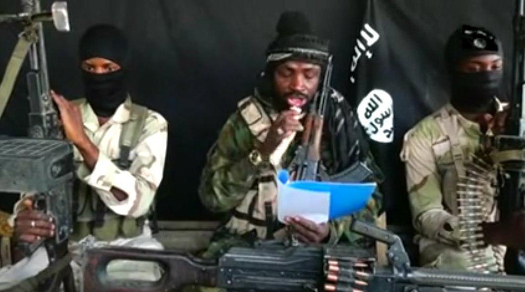 تصویر ادعای جدید بوکوحرام