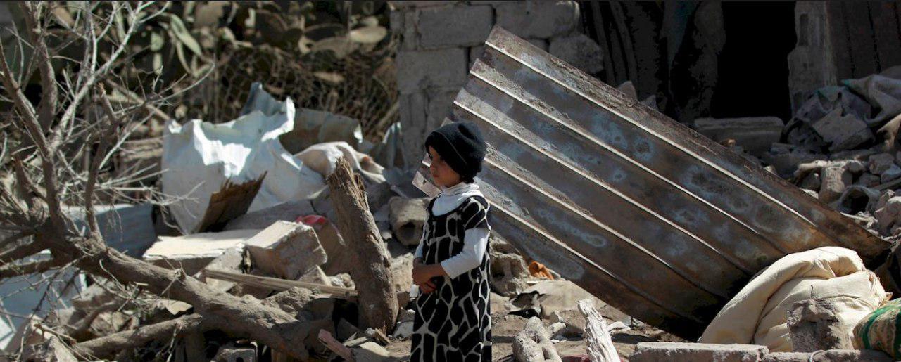 تصویر عفو بین الملل: واشنگتن ولندن، مسئول نقض حقوق بشر در یمن