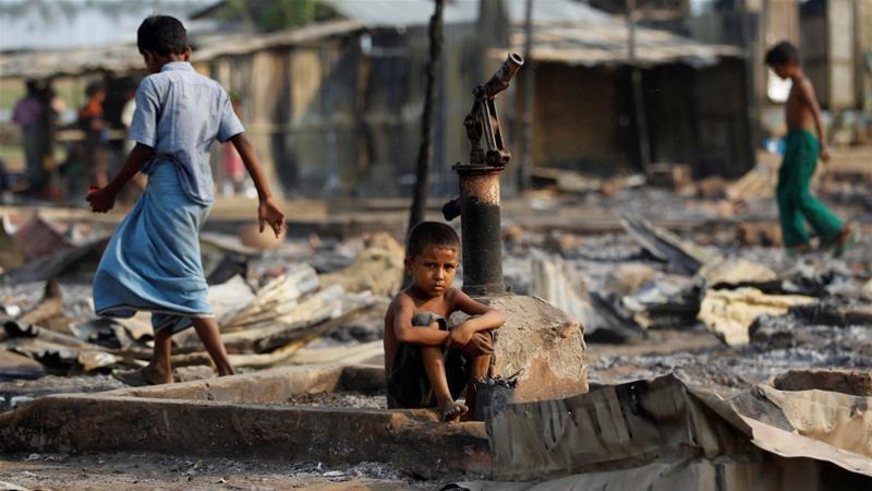 تصویر موافقت سازمان ملل با اعزام کمیته حقیقت یاب به میانمار