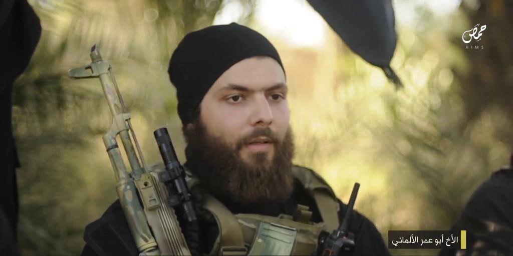 تصویر هلاکت فرمانده آلمانی داعش در سوریه