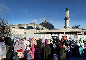 تصویر برنامه «گفتگو درباره اسلام» در استرالیا