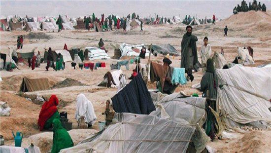 تصویر افزایش ۴۷ هزار نفری آوارگان داخلی طی ۳ ماه گذشته میلادی در افغانستان