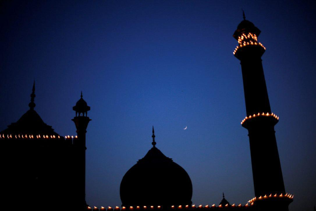 تصویر گرایش دو برابری لندنی ها به دین اسلام