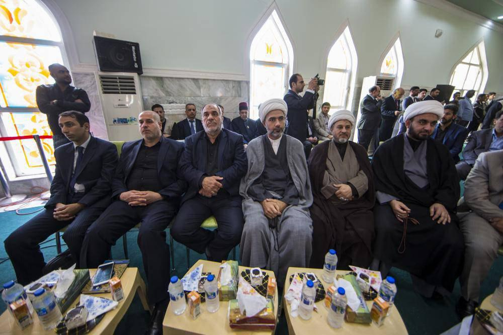 تصویر همایش سالانه «سلمان، شاهراه ادیان» در عراق برگزار شد