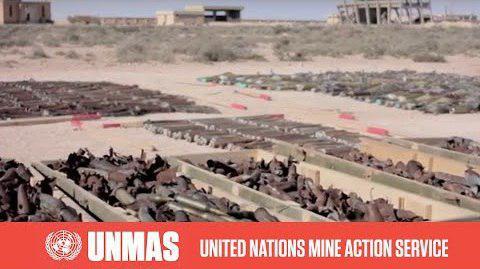 تصویر سازمان ملل: پاکسازی عراق و سوریه از مواد منفجره ۴۰ تا ۵۰ سال زمان میبرد