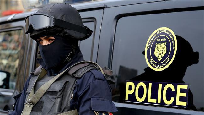تصویر خثی سازی چهار بمب دیگر در مصر