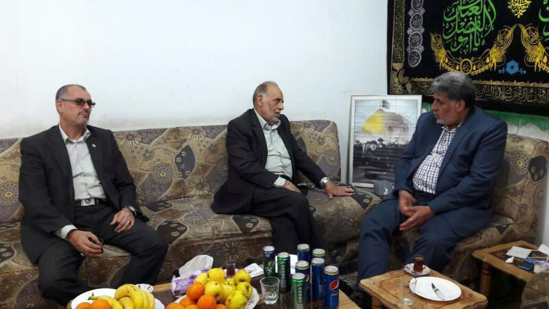 تصویر فعالیت های مرکز روابط عمومی دفتر آیت الله العظمی شیرازی در عراق