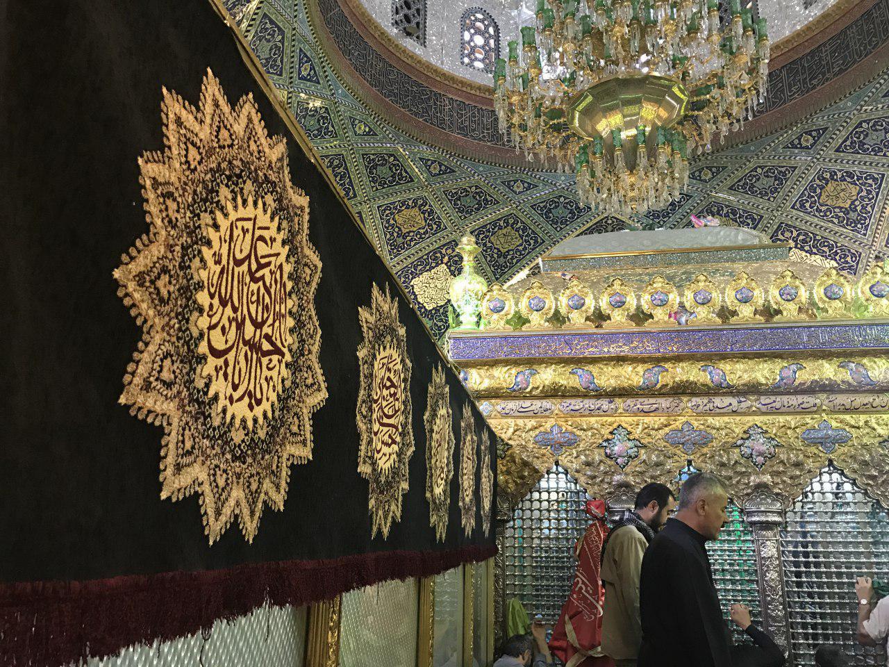 تصویر سال روز شهادت حضرت زینب کبری سلام الله علیها