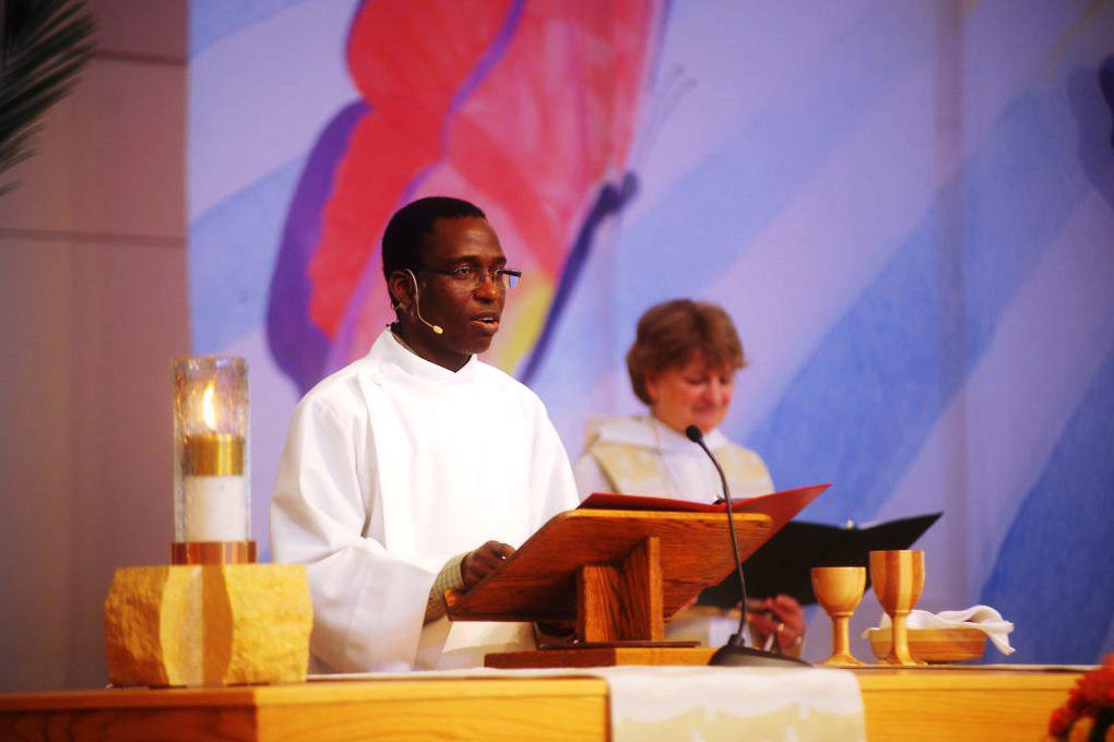 تصویر معرفی اسلام در کلیسای «مینهسوتا» آمریکا