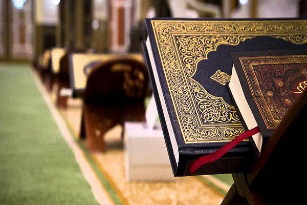 تصویر جمع آوری قرآن های عربستان در اردن