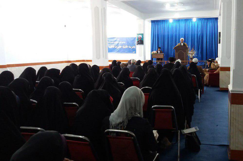 Photo of برپایی نشست علمی مدرسه فاطمیه در پایتخت کشور افغانستان