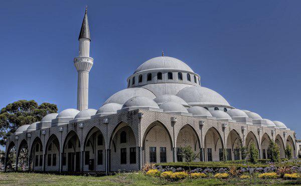 تصویر برگزاری کمپین «درهای باز مساجد» در ویکتوریای استرالیا