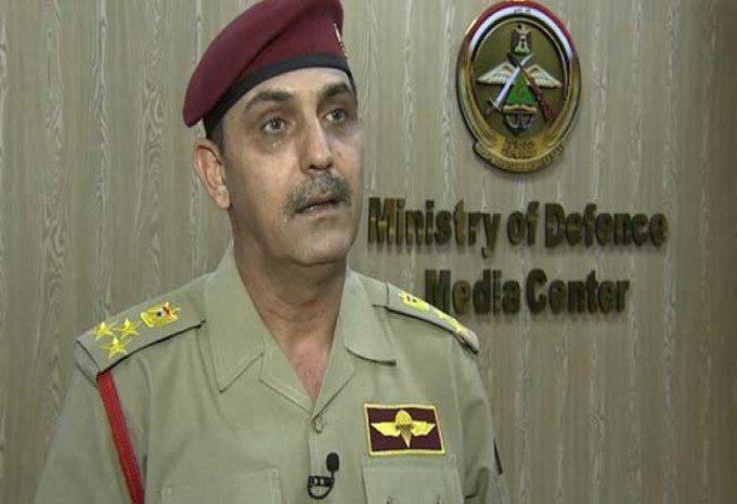 تصویر تسلط نیروهای عراقی بر ۷۰ درصد بخش غربی موصل