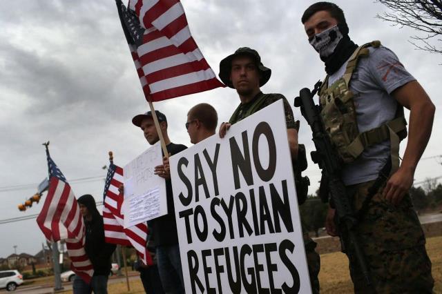 تصویر ایندیپندنت گزارش داد: رشد هزار درصدی اسلامهراسی در آمریکا