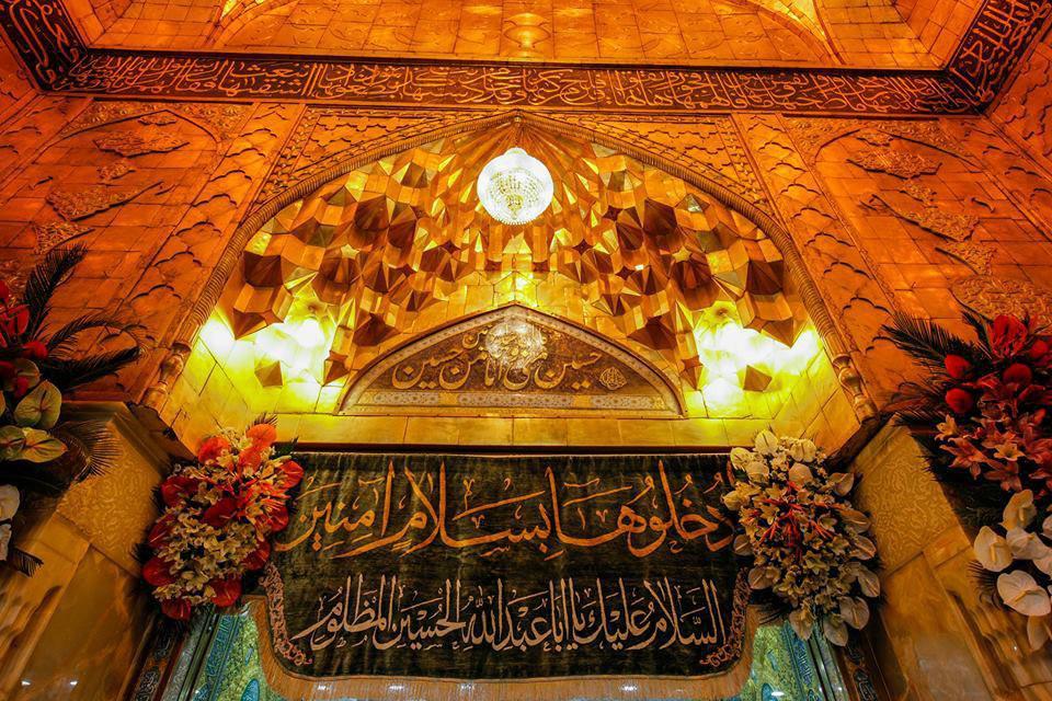 تصویر گزارش تصویری ـ حرم امام «حسین علیه السلام» برای اعیاد شعبانیه آماده شد