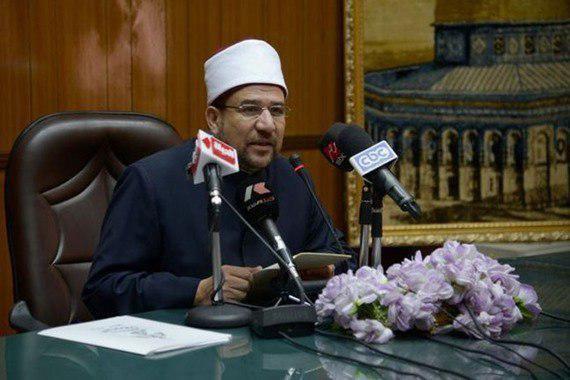 تصویر لغو تدريس درس ديني در مدارس مصر، و مخالفت وسیع مردم با آن