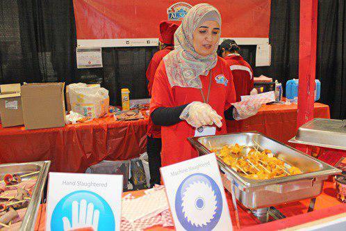 تصویر جشنواره سالانه غذای حلال در تورنتو