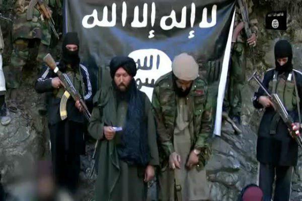 تصویر هلاکت رهبر داعش در افغانستان