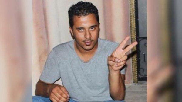 تصویر محاکمه اولین معترض شیعه در دادگاههای نظامی بحرین