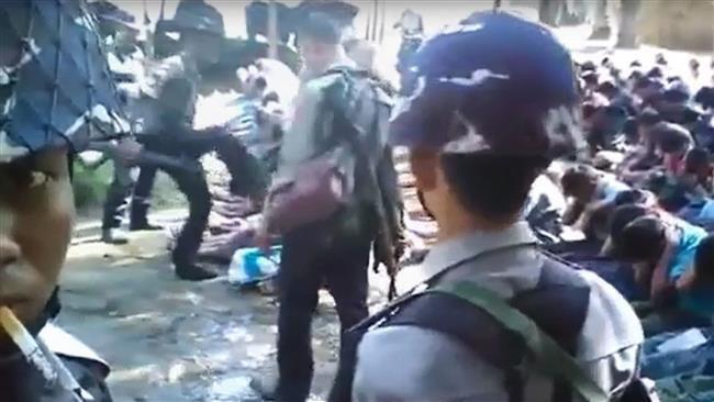 تصویر مخالفت دولت ميانمار با تحقيق درباره جنايات عليه مسلمانان روهينگيا