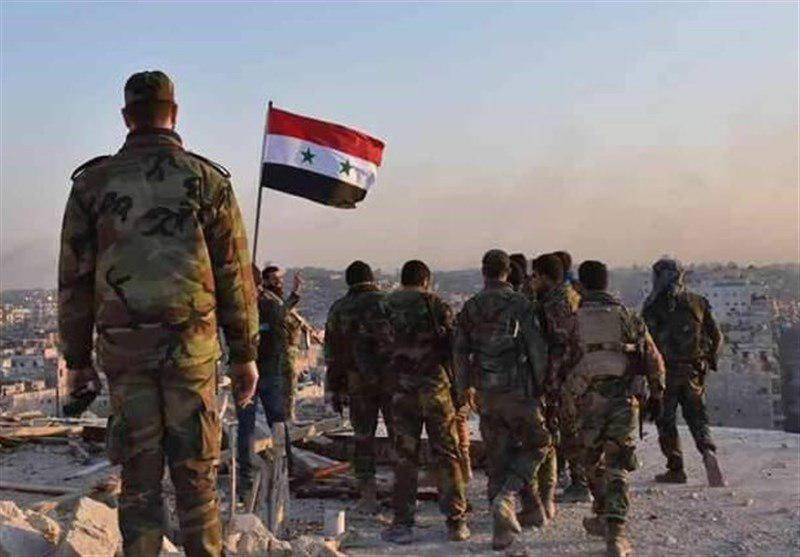 تصویر تسلط کامل ارتش سوريه بر حومه جنوبي «حمص»