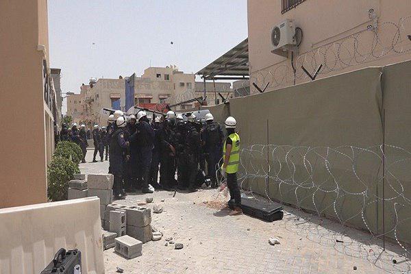 تصویر ابراز نگرانی شیعیان بحرین از سرنوشت افراد بازداشتی