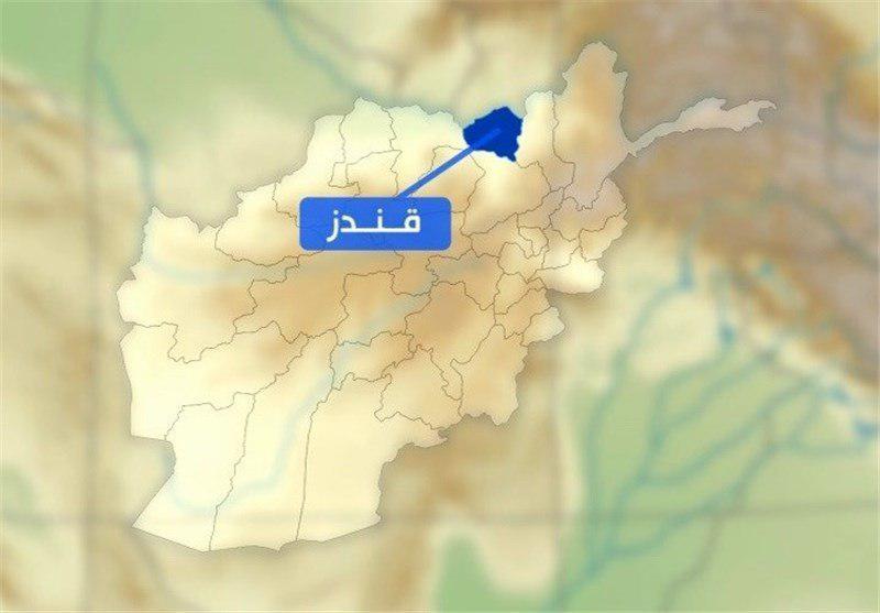 تصویر شهرستان «امام صاحب» در شمال افغانستان در آستانه سقوط