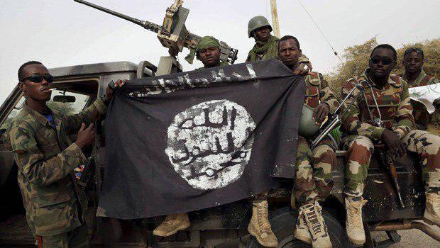تصویر حملات انتحاری بوکوحرام در نیجریه