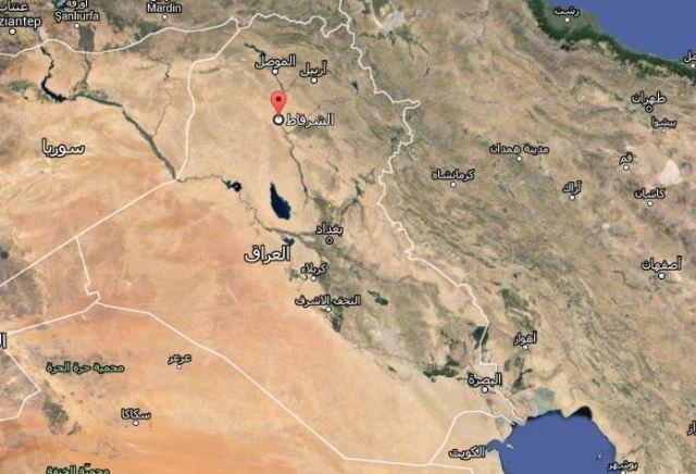 تصویر هلاکت ۶۰ داعشی و جان باختن و مجروح شدن ۵۸ عراقی در حمله ناکام به الشرقاط