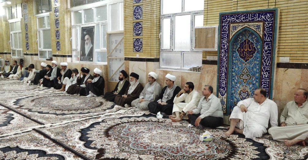 تصویر افتتاح مجمع فرهنگی ـ خیریه امام حسن علیه السلام در شهر مقدس کربلا