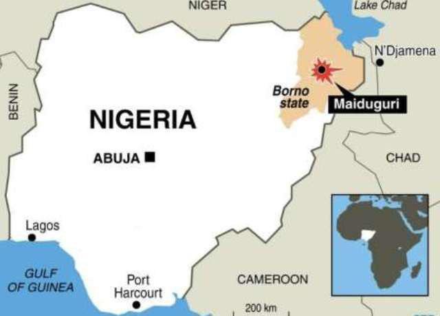 Photo of ۲۳ قربانی در حمله ۵ زن انتحاری در نیجریه