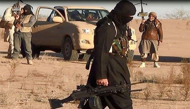 تصویر بازداشت مجری رادیو داعش/ هلاکت ۶ سرکرده تروریست ها در تلعفر