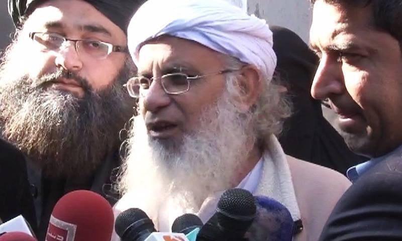 تصویر هشدار دولت پاکستان به افراط گرایان «لال مسجد» در اسلامآباد