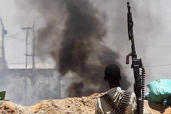 تصویر حمله انتحاری به مسجدی در کامرون
