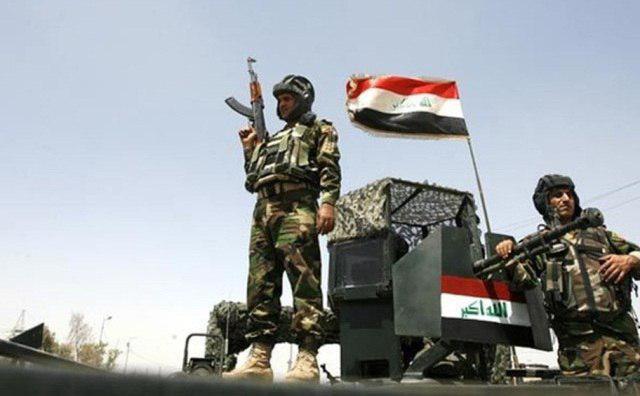 تصویر هلاکت ۱۱۰ تروریست داعش در بخش قدیمی موصل