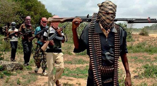 تصویر حمله بوکوحرام به جنوب نیجریه