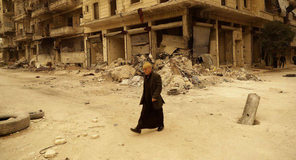تصویر آمار قربانیان حملات تروریستی حلب از سوی پزشکی قانونی سوریه