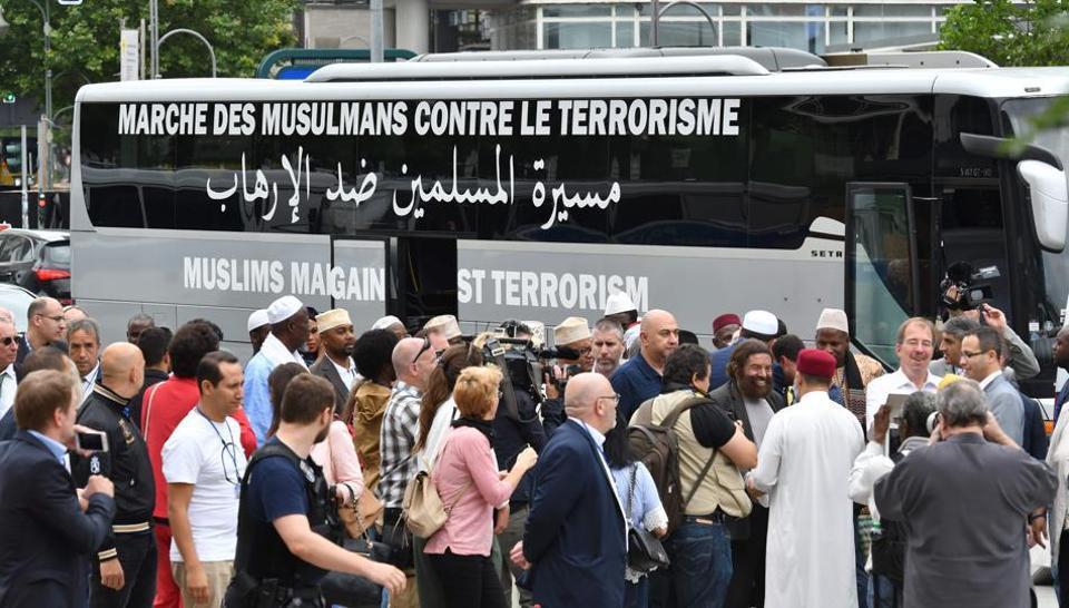 تصویر تور مقابله با تروریسم در بروکسل