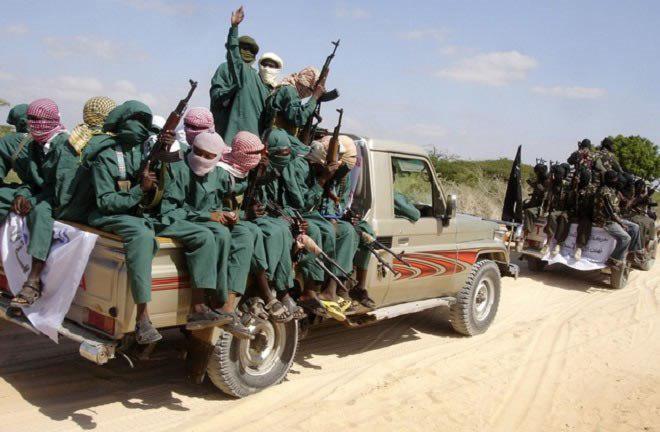 تصویر حمله تروریستی الشباب در کنیا