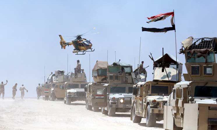 تصویر هلاکت ۲۵ هزار داعشی در موصل/ آزادسازی تلعفر به زودی