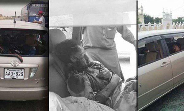 تصویر شهادت 4 تن از شیعیان هزاره پاکستان